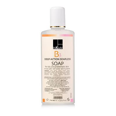 B3 очищающий гель для проблемной кожи / В3 Deep Action - Dr. Kadir