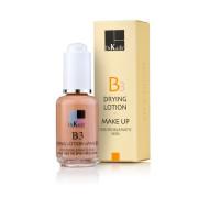 Тонирующая подсушивающая эмульсия для проблемной кожи / B3-Drying Lotion + Make Up - Dr. Kadir
