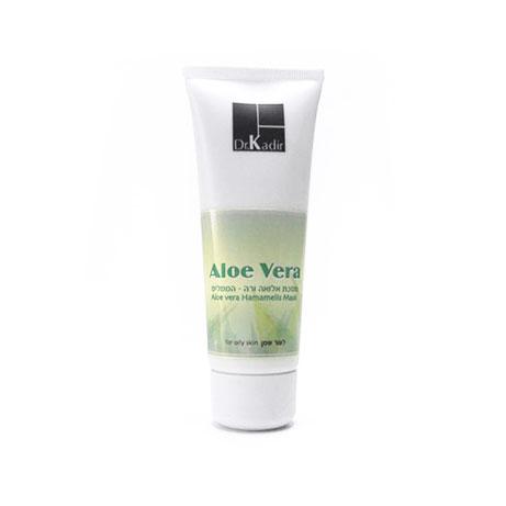 Маска для жирной кожи Алое-Гамамелис — Aloe Vera-Hamamelis Mask For Oily Skin - Dr. Kadir