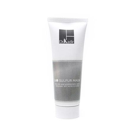 Маска Био-Сера для проблемной кожи — Bio-Sulfur Mask For Problematic Skin - Dr. Kadir