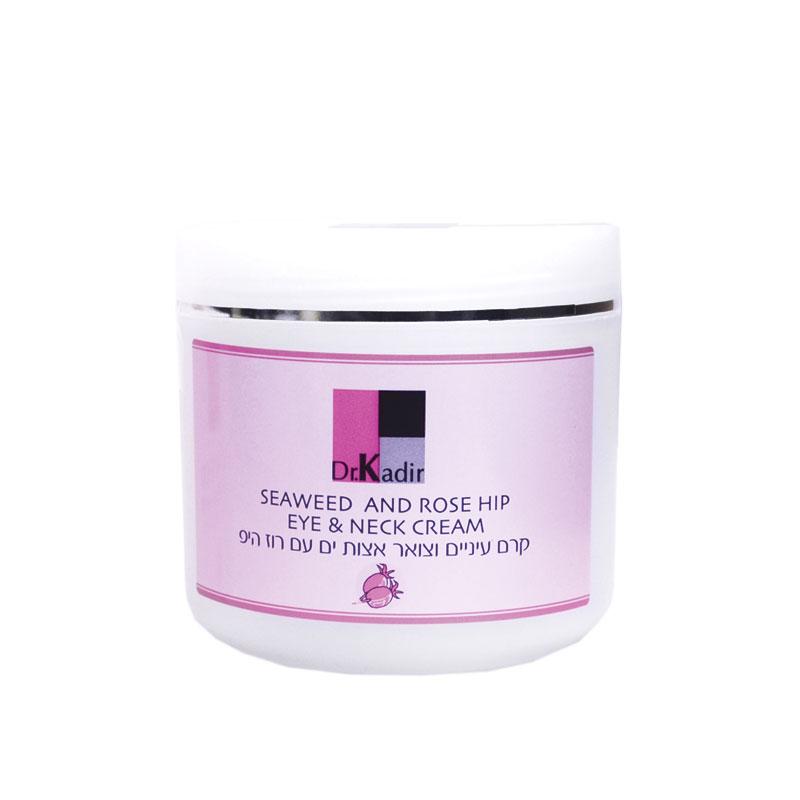 Крем для области вокруг глаз и шеи / Eye & Neck Cream - Dr. Kadir