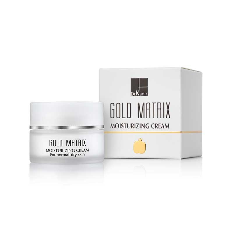Увлажняющий крем для нормальной и сухой кожи — Gold Matrix Moisturizing Cream