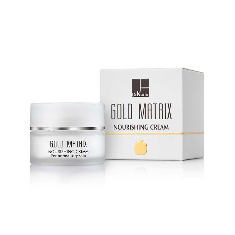Питательный крем для нормальной и сухой кожи — Gold Matrix Nourishing Cream