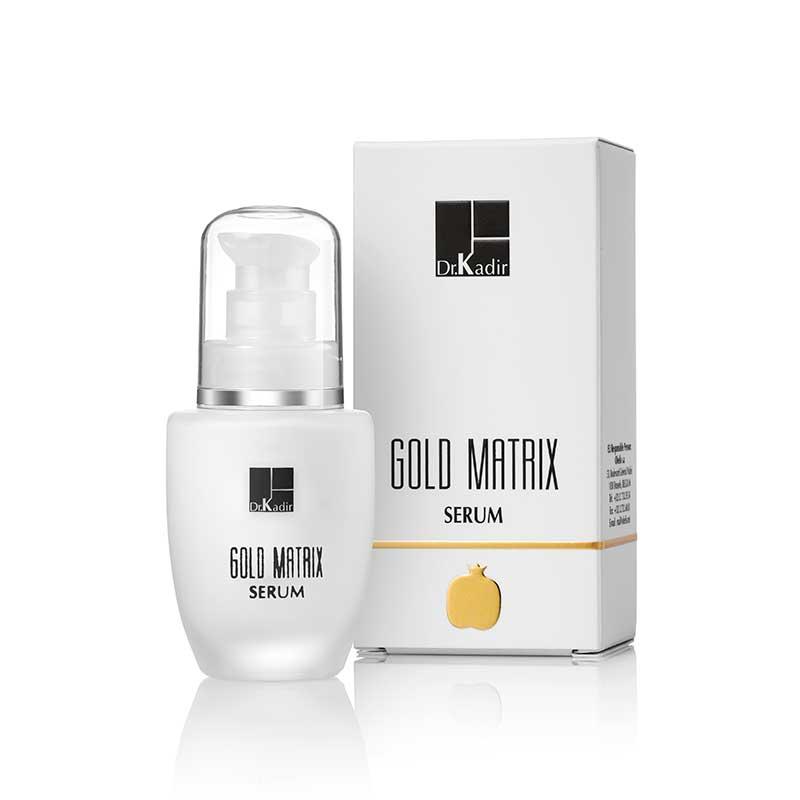 Сыворотка анти-возрастная — Gold Matrix Anti Aging Serum