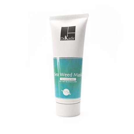 Маска для нормальной кожи Морские водоросли — Seaweed Mask For Normal Skin - Dr. Kadir