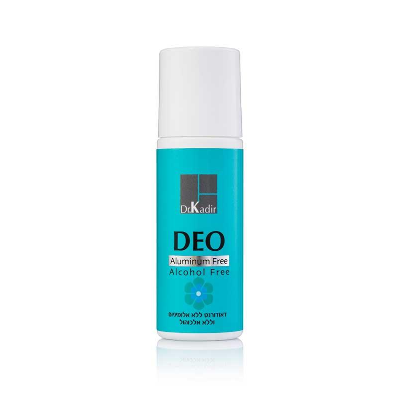 Шариковый дезодорант без алюминия и спирта / Deodorant Roll-On Aluminum Free - Dr. Kadir
