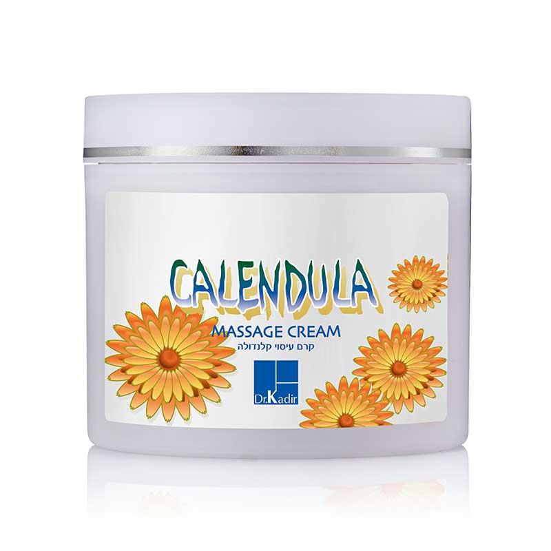Массажный крем Календула — Calendula Massage Cream - Dr. Kadir