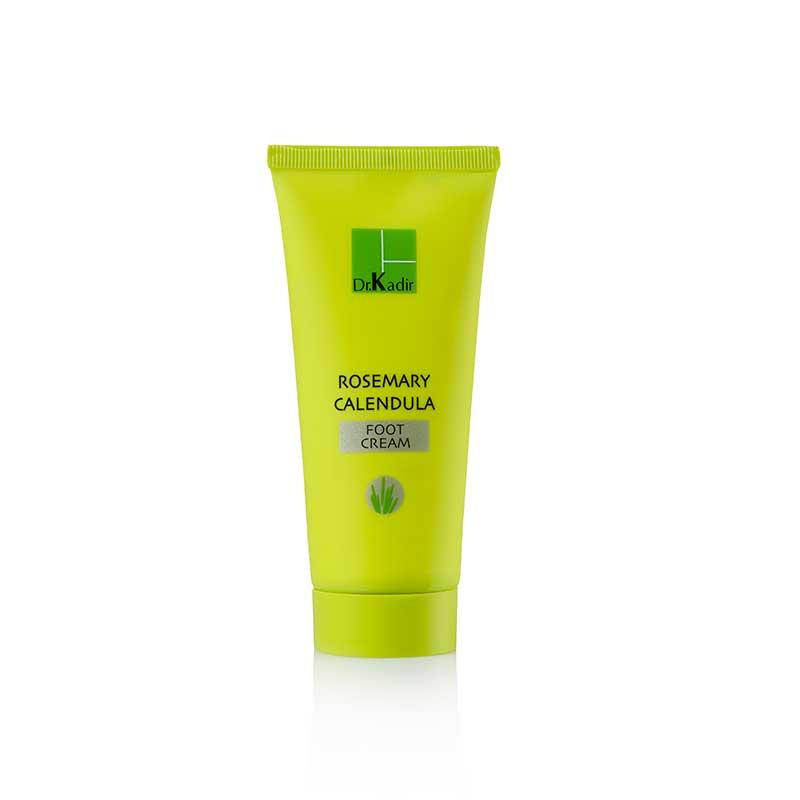 Крем для ног Розмарин-Календула / Rosemary-Calendula Foot Cream - Dr. Kadir