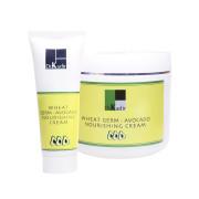 Крем с маслом Зародышей пшеницы и Авокадо / Wheat Germ Oil & Avocado - Dr. Kadir