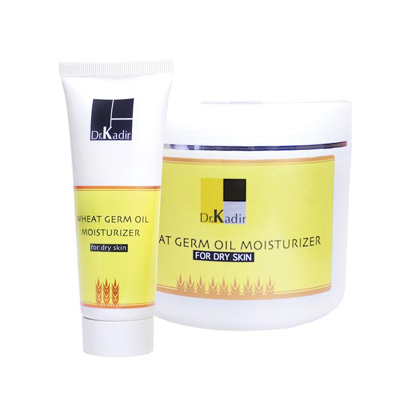 Увлажняющий крем с маслом Зародышей Пшеницы для сухой кожи / Wheat Germ Oil - Dr. Kadir