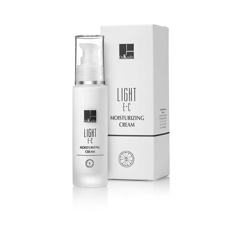Увлажняющий крем c витаминами Е+С — Light E+C Moisturizer Cream