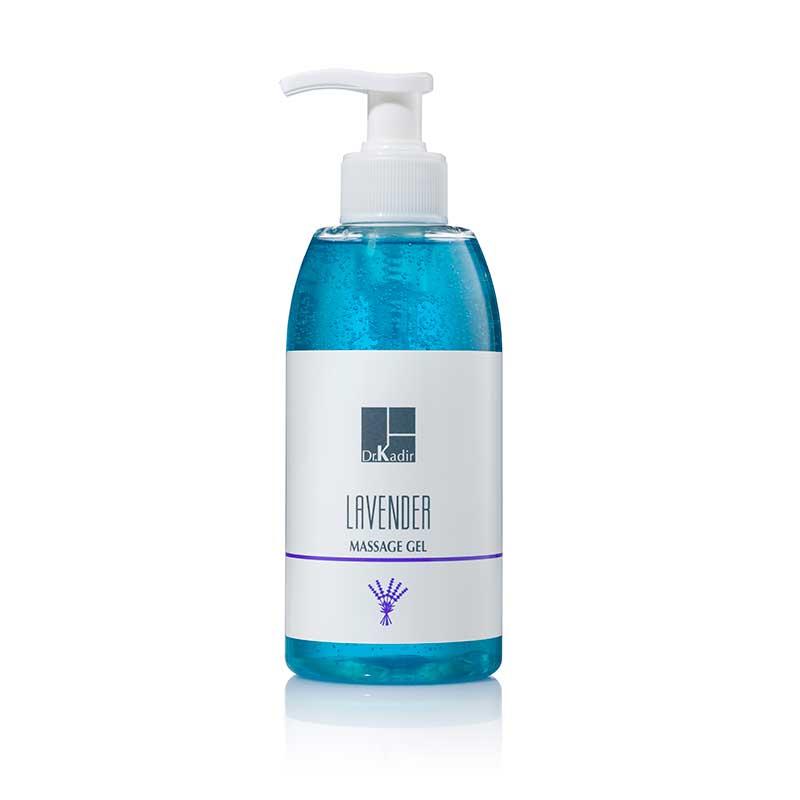 Лавандовый гель для массажа — Massage Gel Lavender - Dr. Kadir