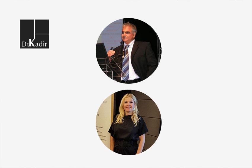Мероприятие, Доктор Рон Кадир, и бренд Dr. Kadir в Украине